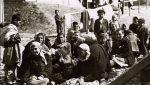 Romové v internačním táboře Žalov