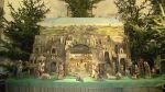 Historický betlém z círevních sbírek