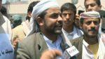 Protestující muslim proti filmu zesměšňujícího pro…