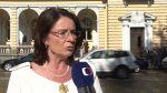 Miroslava Němcová v Bulharsku