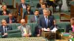 Australský ministr obrany Stephen Smith …
