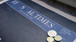 Konec Financial Times Deutschland