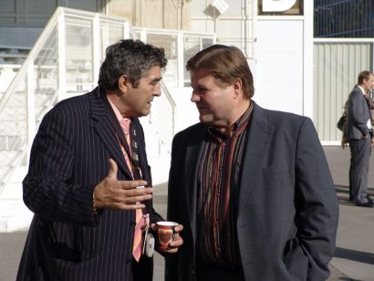 Václav Kočka a Zdeněk Škromach