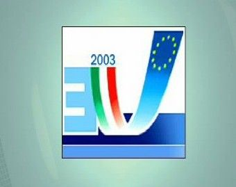 Logo italského předsednictví EU