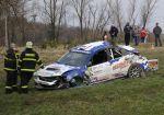 Tragická nehoda na Valašské rallye